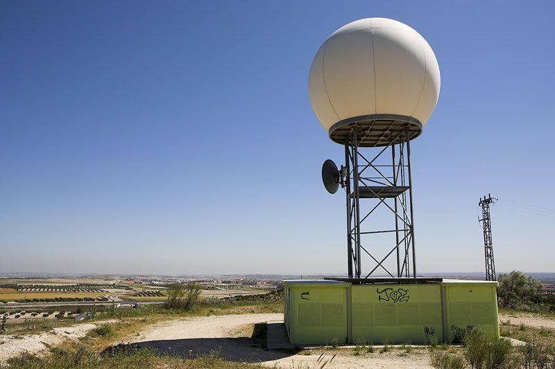 radar meteorológic
