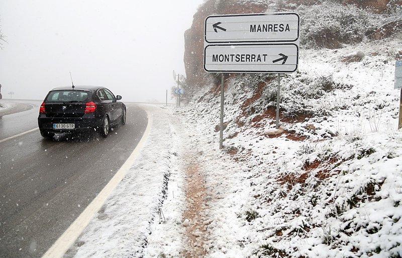 alerta per nevades a catalunya