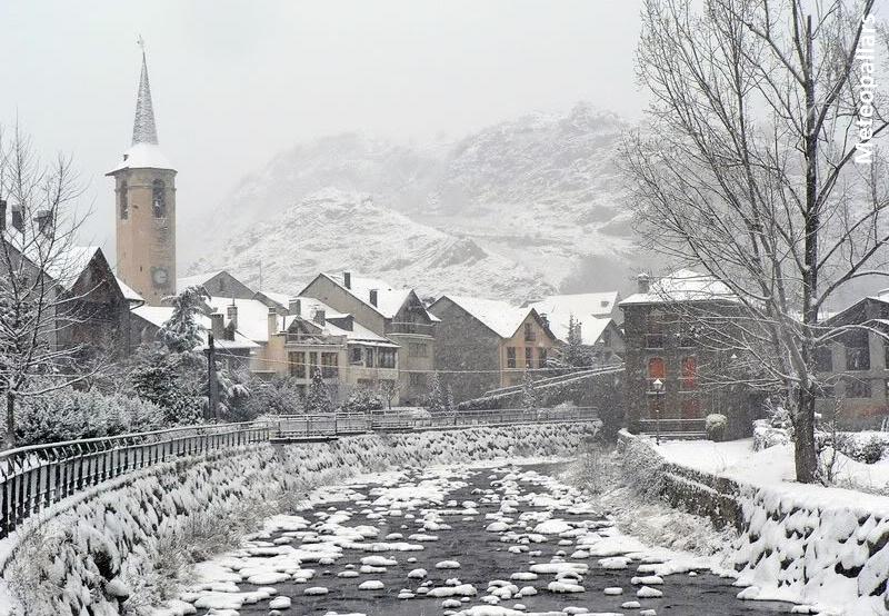 nevades al Pirineu